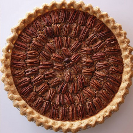Wholly Heavens Bourbon Pecan Pie