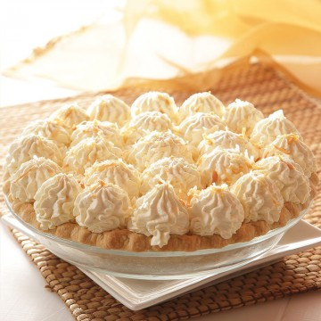 Coconut Dreams Cream Pie