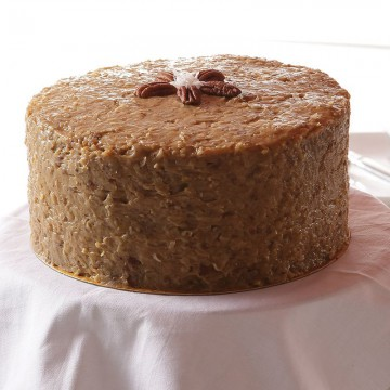 THE German Chocolate Cake