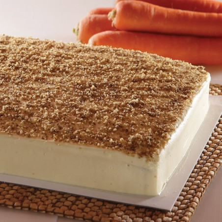 Not for Rabbits Carrot Cake (2 Layers Sheet Cake)