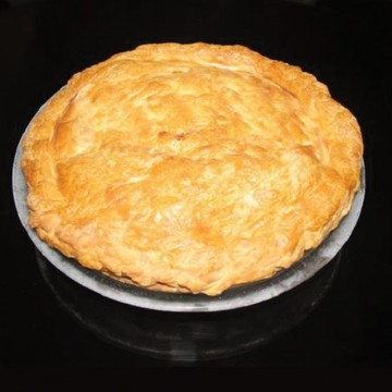Roasted Chicken Pot Pie Pie