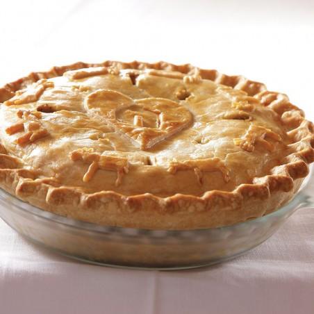 Aussie Minced Beef Pie