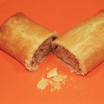 OMN!PORK Sausage Roll VEGAN...