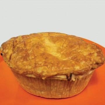 Roasted Chicken Pot Pie Pie...