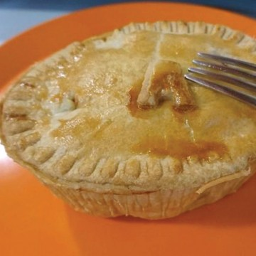 Aussie Minced Beef Pie...
