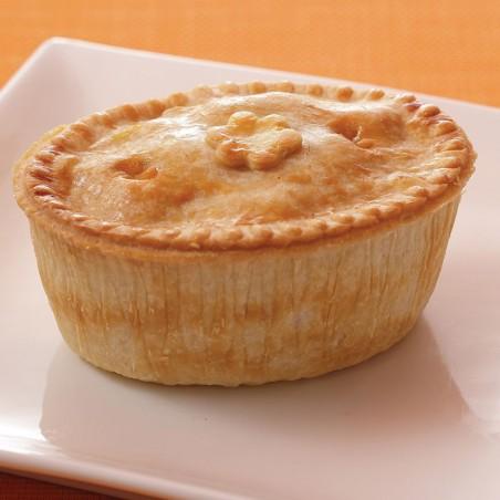Aussie Minced & Cheddar Beef Pie (individual)