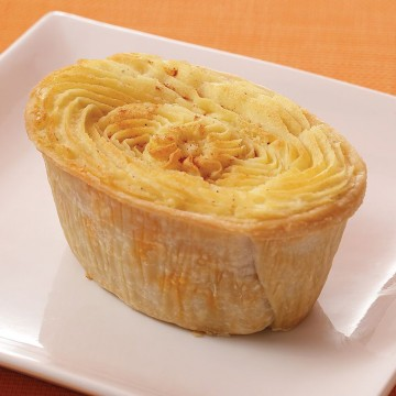 Ultimate Cottage Beef Pie...