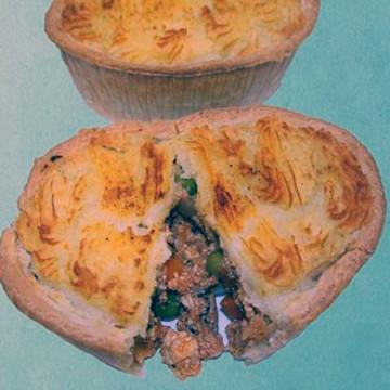 Vegetarian Shepherd's Pie...