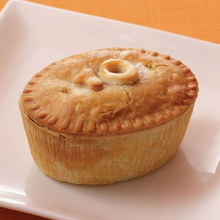 Perfect 10 Vegetarian Curry Pie (individual)