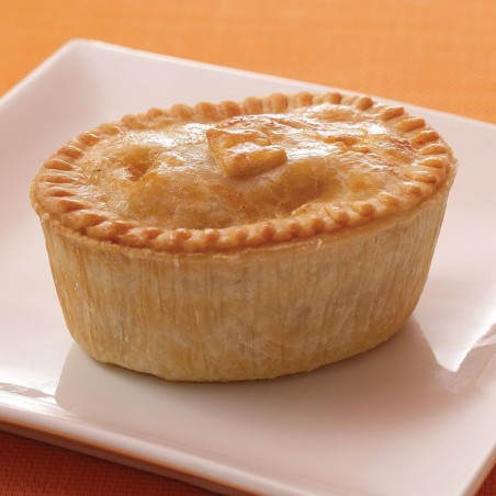Beef Curry Pie (individual)