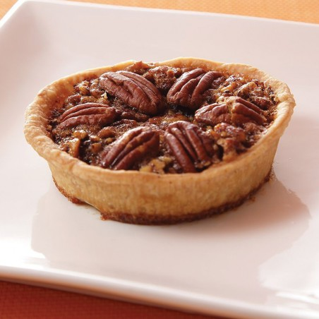 Frozen Sinfully Chocolate Pecan Pie (individual)