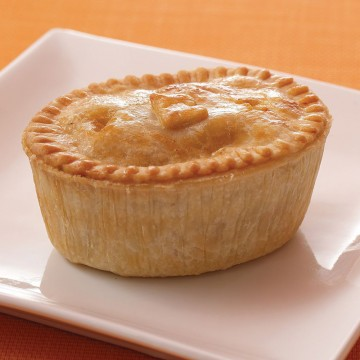 Frozen Beef Curry Pie...