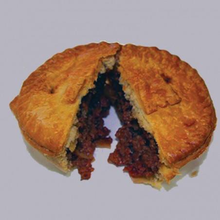 FROZEN Impossible Meat Aussie Mince VEGAN Pie (individual)