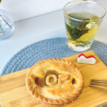 OmniPork Curry Pie (Vegan)...